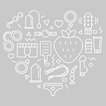 Комплект из лифа и юбочки Pretty Set - Lolitta