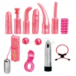 Большoй набор Dirty Dozen Sex Toy Kit