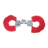 Наручники Love Cuffs Red Plush