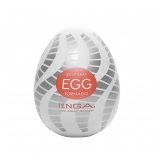 Tenga Easy Beat Egg Tornado Яйцо-мастурбатор, 6х5 см