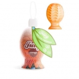 Мастурбатор Juicy Mini Masturbator Orange от Topco Sales, 7 см